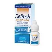 OTC Refresh Eye Itch Relief launched
