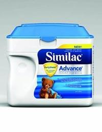 Similac Advance EarlyShield formula launched