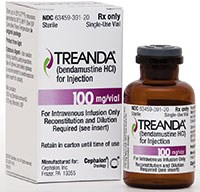 Treanda approved for CLL