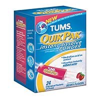 Tums QuikPak now available