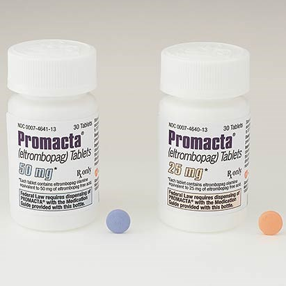 Promacta Gains New Thrombocytopenia Indication