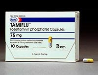 TAMIFLU (Oseltamivir) 75mg capsules by Roche