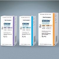 CREON (Lipase, amylase, protease) e-c minimicrospheres in capsules by AbbVie