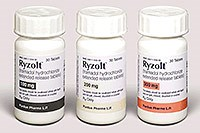 RYZOLT (Tramadol) 100mg, 200mg, 300mg ext-rel tablets by Purdue Pharma