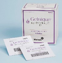 GELNIQUE (Oxybutynin) 10% topical gel by Watson Pharmaceuticals
