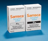 Samsca tablets approved for hyponatremia