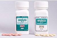 ONGLYZA (saxagliptin) 2.5mg, 5mg tablets by Bristol-Myers Squibb and AstraZeneca