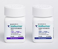 VALTURNA (aliskiren and valsartan) 150mg/160mg, 300mg/320mg tablets by Novartis
