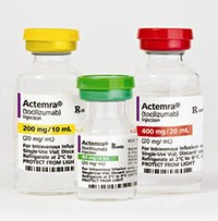 Actemra Expands Rheumatoid Arthritis Indication