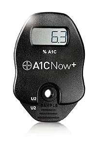 A1CNow SELFCHECK meter by Bayer