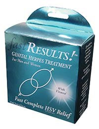 Fast-Results! available soon for genital herpes symptom relief