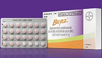 Beyaz oral contraceptive that raises folate levels approved