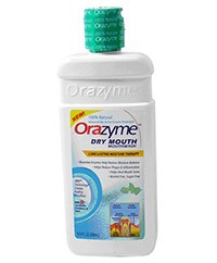 ORAZYME DRY MOUTH MOUTHWASH by Dr. Fresh