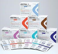 ABSTRAL (fentanyl) transmucosal immediate-release tablets by ProStrakan