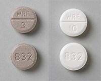 JANTOVEN (warfarin sodium) 3mg (tan) and 10mg (white) tablets by Upsher-Smith