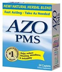 AZO PMS caplets by Amerifit