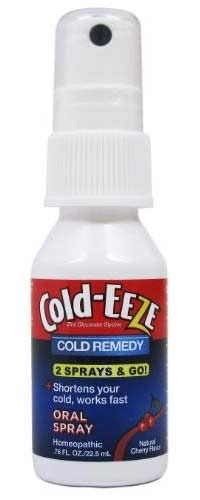 COLD-EEZE (zinc gluconate) 13.3mg/spray oral spray by ProPhase Labs