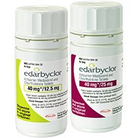 EDARBYCLOR (azilsartan medoxomil and chlorthalidone) 40/12.5mg, 40/25mg tablets by Takeda