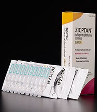 ZIOPTAN (tafluprost) 0.0015% ophthalmic solution by Merck