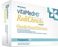 VITAMEDMD REDICHEW RX (folate, vitamins D3, B2, B6, B12) chewable tablets by TherapeuticsMD