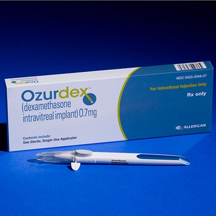 Ozurdex Gains General DME Indication