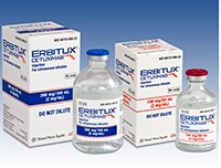 ERBITUX (cetuximab) 2mg/mL injection for intravenous infusion by Bristol-Myers Squibb and Lilly