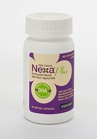 Nexa Plus Prenatal Vitamins Now Available