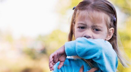 The first-of-its-kind study included 8,394 children aged 3 months-16 years presenting with acute cough