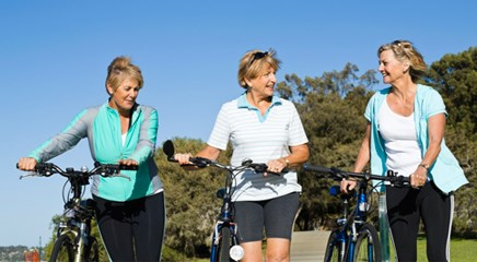 Exercise Alleviates Depression in Postmenopausal Women