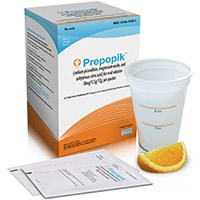 PREPOPIK (sodium picosulfate,magnesium oxide,anhydrous citric acid) 10mg/3.5g/12g packets by Ferring