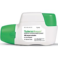 TUDORZA PRESSAIR (aclidinium bromide) dry powder for oral inhalation by Forest