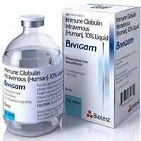 BIVIGAM (immune globulin intravenous [human] 10% liquid)