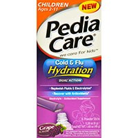 PediaCare Cold & Flu Hydration Now Available