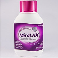 MIRALAX (polyethylene glycol [PEG] 3350) pwd for solution by Merck