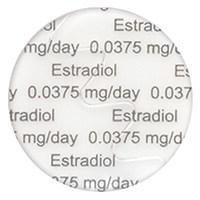 MINIVELLE (estradiol transdermal system) 0.0375mg, 0.05mg, 0.075mg, 0.1mg patch