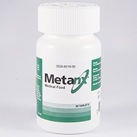 METANX (L-methylfolate calcium [as metafolin]/pyridoxal 5'-phosphate/methylcobalamin) tabs by Pamab