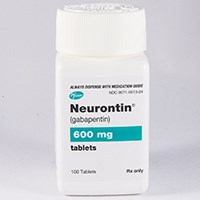 NEURONTIN TABLETS (gabapentin) 600mg, 800mg scored tablets by Pfizer