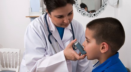 Genes May Explain Difficult-to-Treat Asthma Cases in Children