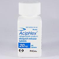 ACIPHEX  Rabepra...Drugs Fda Orange Book