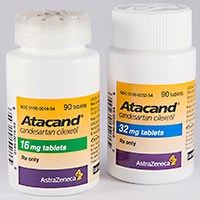 ATACAND (candesartan cilexetil) 4mg, 8mg, 16mg, 32mg tablets by AstraZeneca