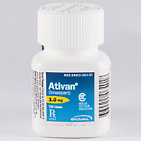is there a generic for ativan drug