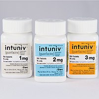 INTUNIV (guanfacine [as HCl]) 1mg, 2mg, 3mg, 4mg ext-rel tablets by Shire US