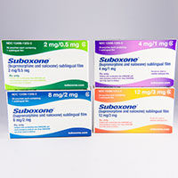 Suboxone 12 Mg Film Strip