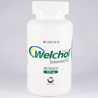 WELCHOL (colesevelam HCl) 625mg tablets by Daiichi Sankyo