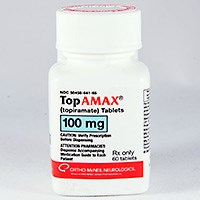 TOPAMAX TABLETS (topiramate) 25mg, 50mg, 100mg, 200mg tablets by Janssen