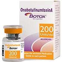 Botox Injection Gains New Indication