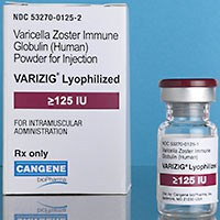 Varizig Approved for Reducing Severity of Chickenpox