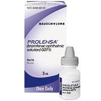 PROLENSA (bromfenac) ophthalmic solution