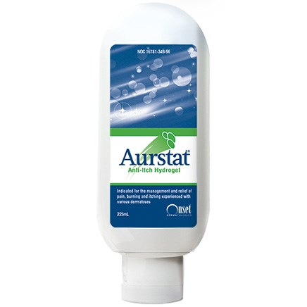 Aurstat Anti-Itch Hydrogel Available for Eczema