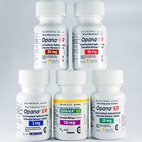 OPANA ER (oxymorphone HCl) extended-release tablets
